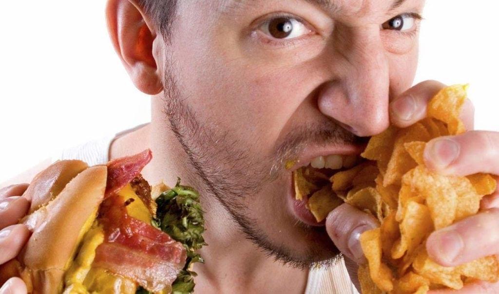 Compulsión de alimentos