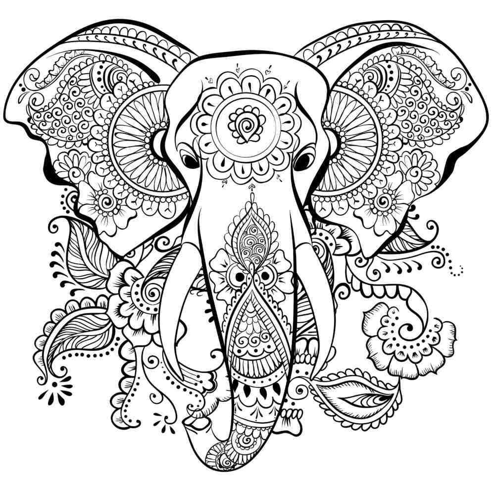 Mandalas animales 2