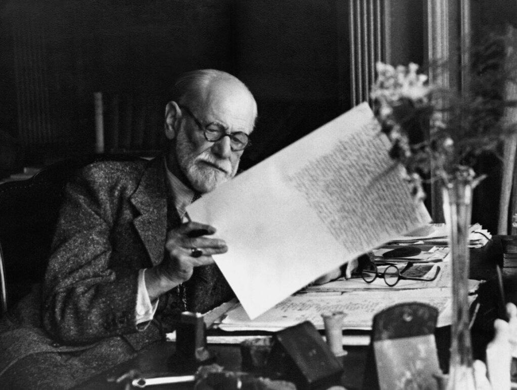 Nacimiento del psicoanálisis con Freud