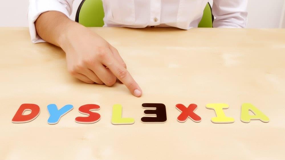 Problema aprendizaje dislexia