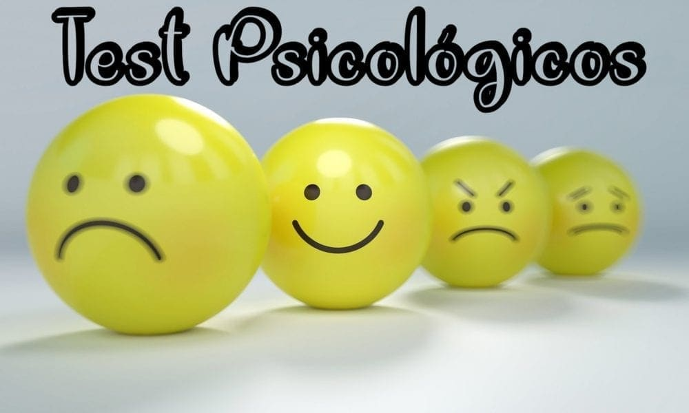 Tipos de test psicológicos