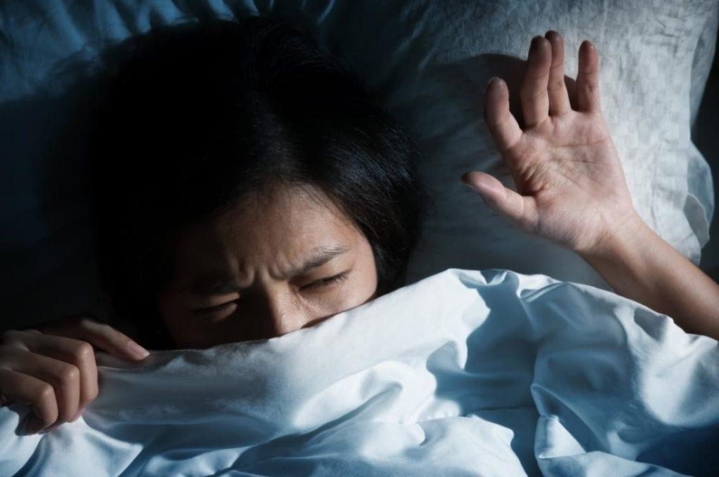 Causas parálisis del sueño
