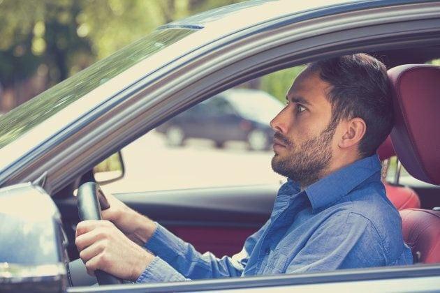 Amaxofobia miedo a conducir