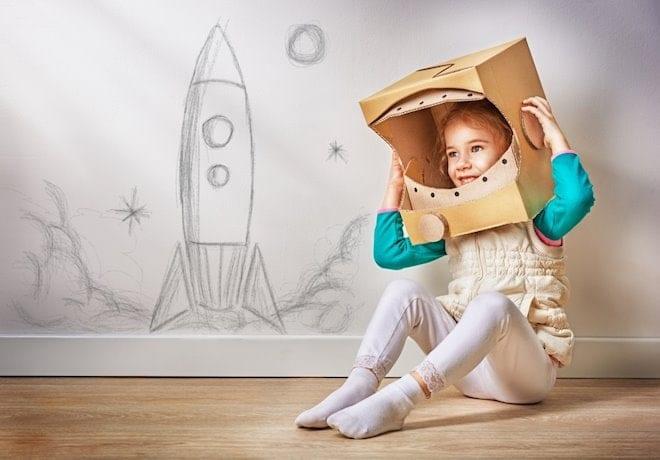 Estimular creatividad en los niños