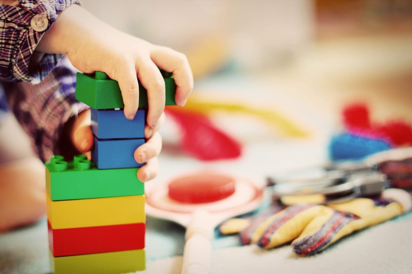 creatividad en los niños