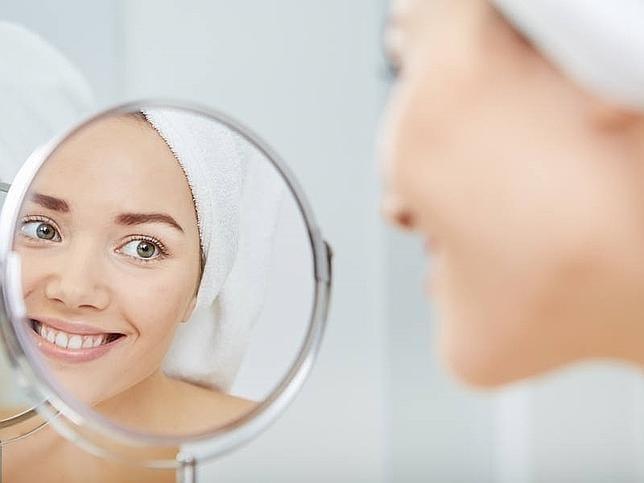 Cuidar piel con aceite