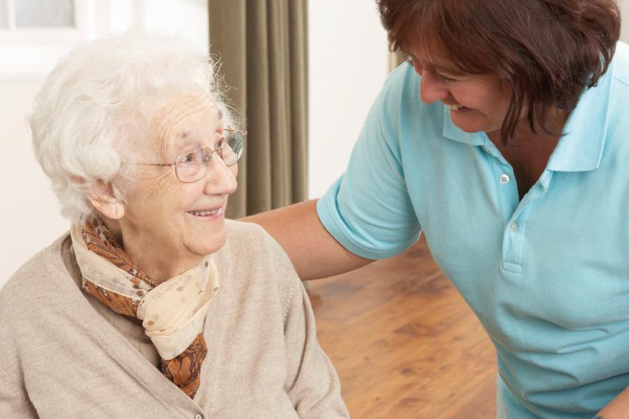 Cuidadores de ancianos