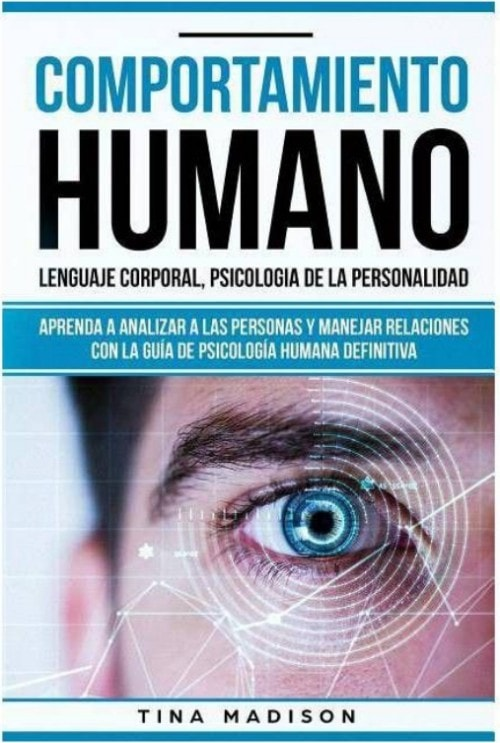 Libro de psicología sobre lenguaje corporal