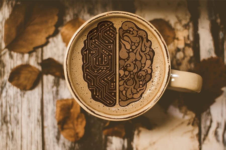 Café en tu cerebro