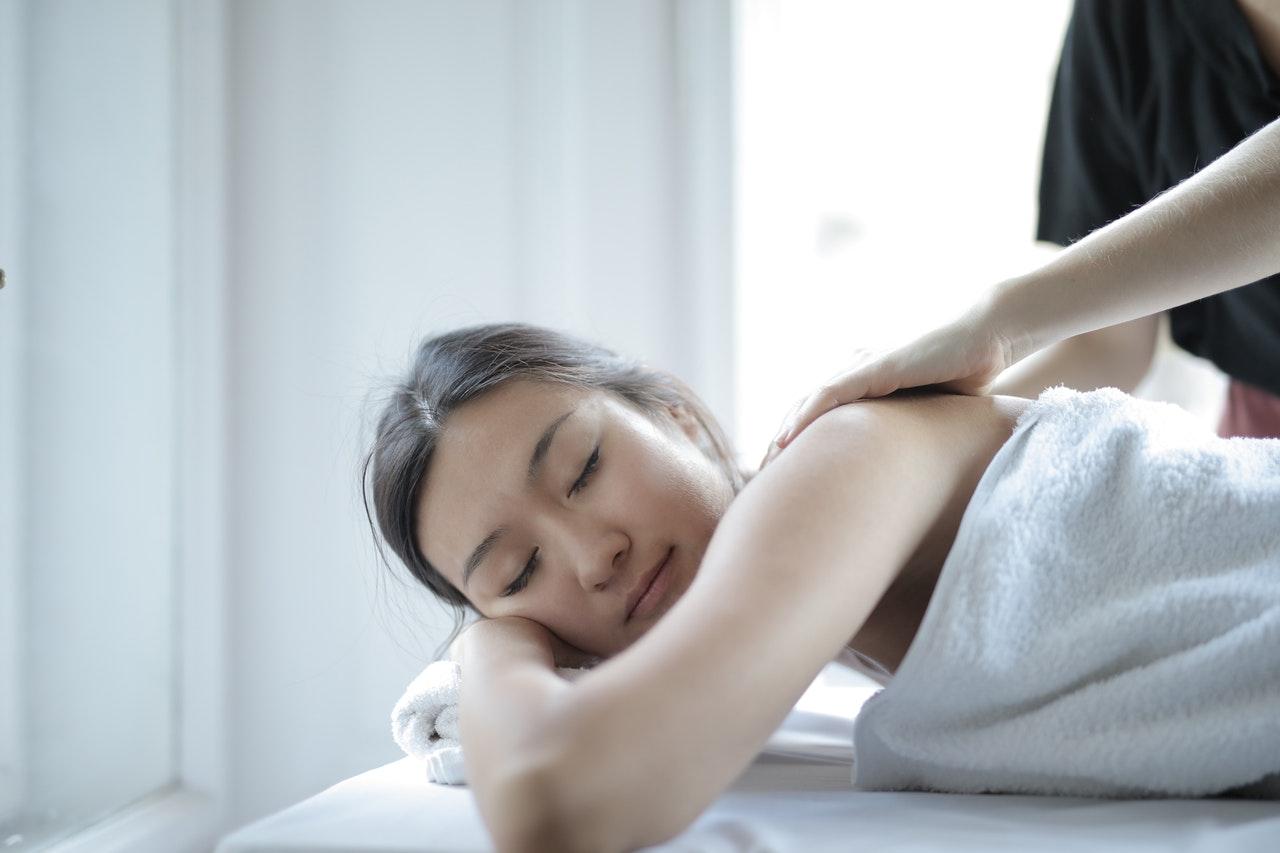 masajes para equilibrar